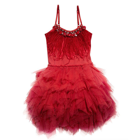 Queen of Hearts tutu du monde