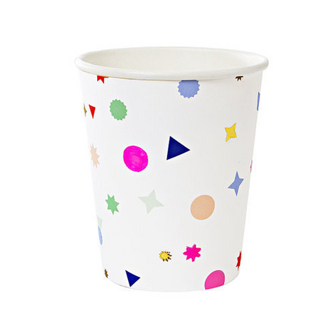 toot sweet charms party cups