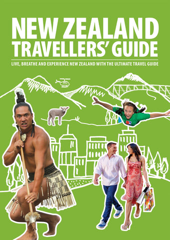 New Zealand Travellers' Guide E-book