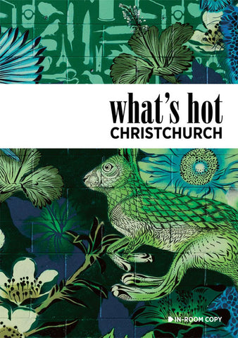 What's Hot Christchurch – Issue 1