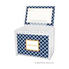 BG Recipe Boxes