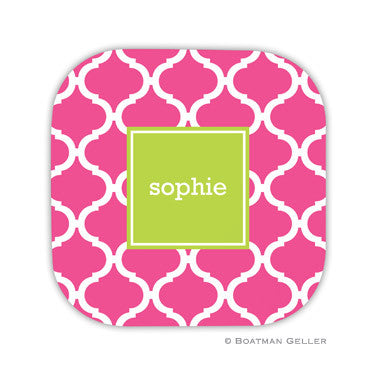 Set of 50 Personalized Coasters