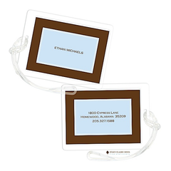 Luggage Tags- set of 4