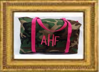 Large Duffle Bag for Girls