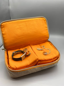 Double Andrea Jewelry Case