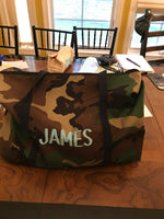 Large Duffle Bag for boys