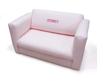 Sofa With Boxed Skirt