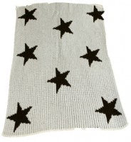 Floating Stars Stroller Blanket