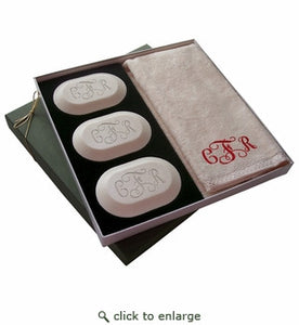 Original Gift Set with Monogram