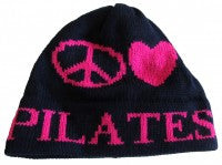 Peace Love Pilates Hat with Name