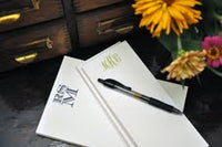 Skinny Personalized Notepads