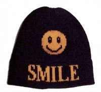 Smiley Face Hat with Name