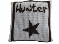 Star Pillow with Name