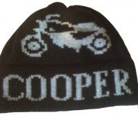 Vintage Motorcycle Hat