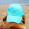 Molly Pigment Dyed Seafoam Hat - Treat Dreams