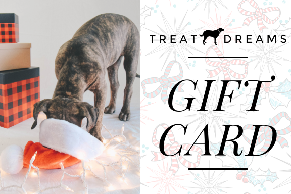 Gift Card - Treat Dreams