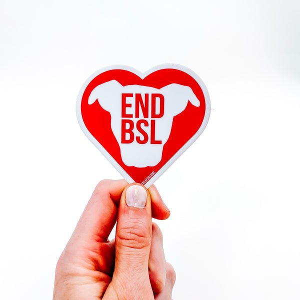 End BSL- Decal - Treat Dreams