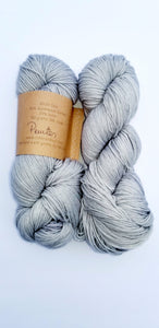 Lichen and Lace - 80/20 Sock - Pewter