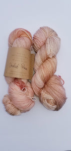 Lichen and Lace - 80/20 Sock - Faded Rose