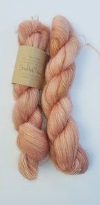 Lichen and Lace -  Marsh Mohair - Faded Rose