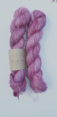 Lichen and Lace - 80/20 Marsh Mohair - Sweet Pea
