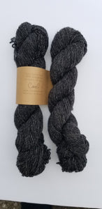 Lichen and Lace - Rustic Heather Sport - Coal