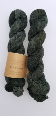 Lichen and Lace - Rustic Heather Sport - Evergreen