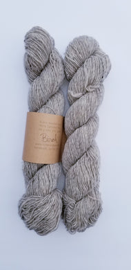 Lichen and Lace - Rustic Heather Sport - Birch