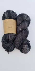 Lichen and Lace - Worsted - Soot