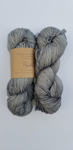 Lichen and Lace - Worsted - Pewter