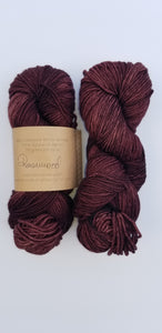 Lichen and Lace - Worsted - Rosewood