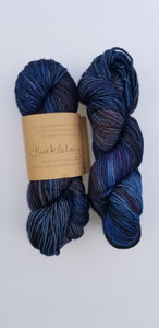 Lichen and Lace - Worsted - Huckleberry