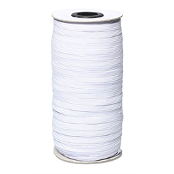 "Pellon Elastic - 6 MM (1/4"") - WHITE"