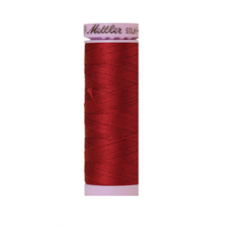 Mettler Silk Finish Cotton Thread-Fire Engine 0105
