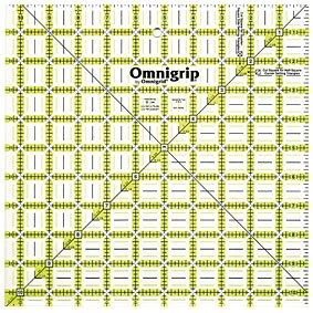 Omnigrid Ruler 10 1/2 in x 10 1/2 in