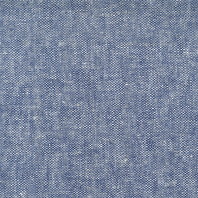 Brussels Washer Linen Yarn Dye - Yarn Dye Denim