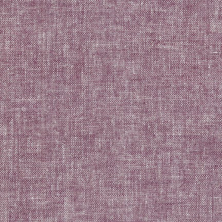 Brussels Washer Linen Yarn Dye - Heliotrope