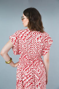 Closet Case Patterns - CHARLIE Caftan No. 12