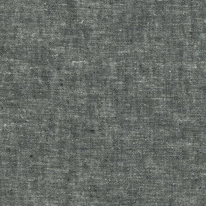 Essex Yarn Dyed Linen - Black