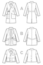 Load image into Gallery viewer, Closet Case Patterns - Sienna Maker Jacket