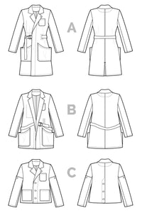 Closet Case Patterns - Sienna Maker Jacket