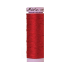 Mettler Silk Finish Cotton Thread-Country Red 0504