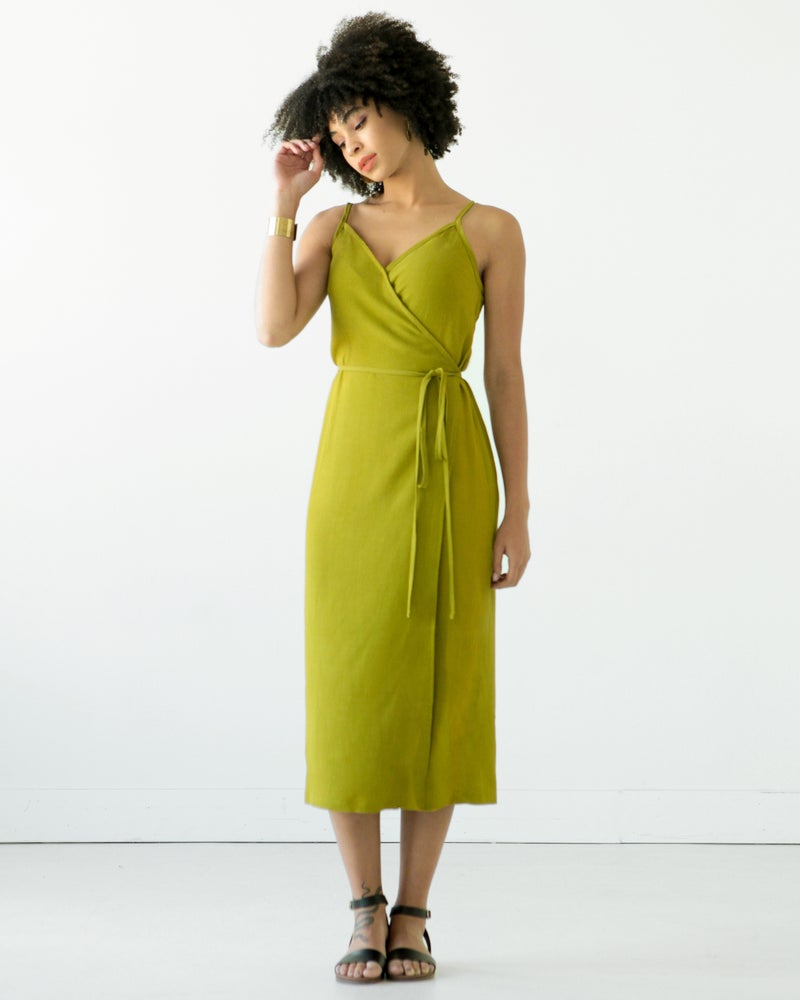True Bias - Calvin Wrap Dress/Top