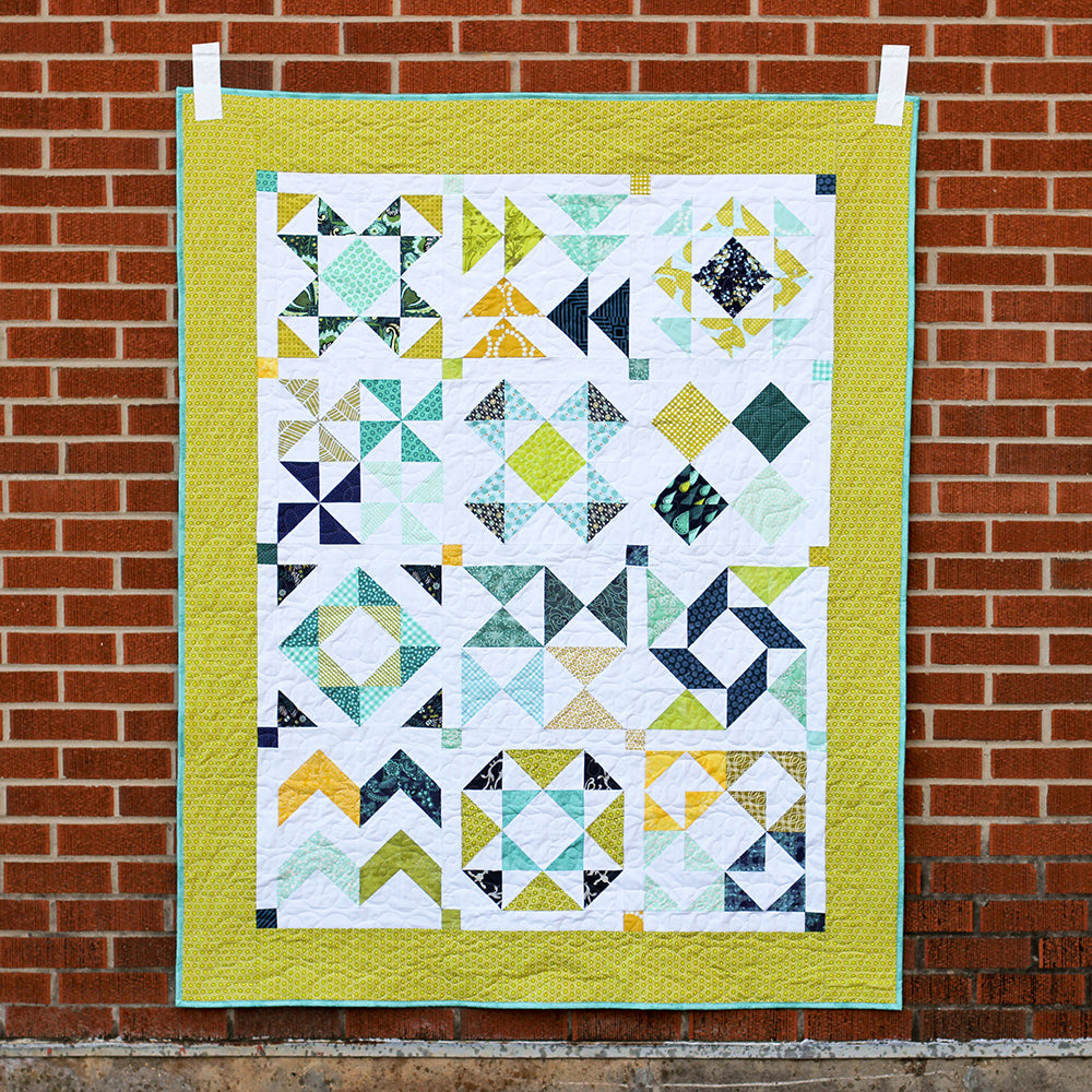 Half Square Triangle Fun Technique Webinar Makeshop- Sunday March 14, 2021
