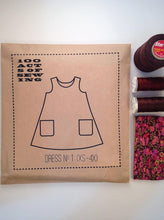 Load image into Gallery viewer, 100 Acts of Sewing - Dress No. 1