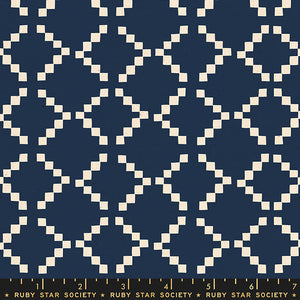 Ruby Star Society - Golden Hour Tile Navy