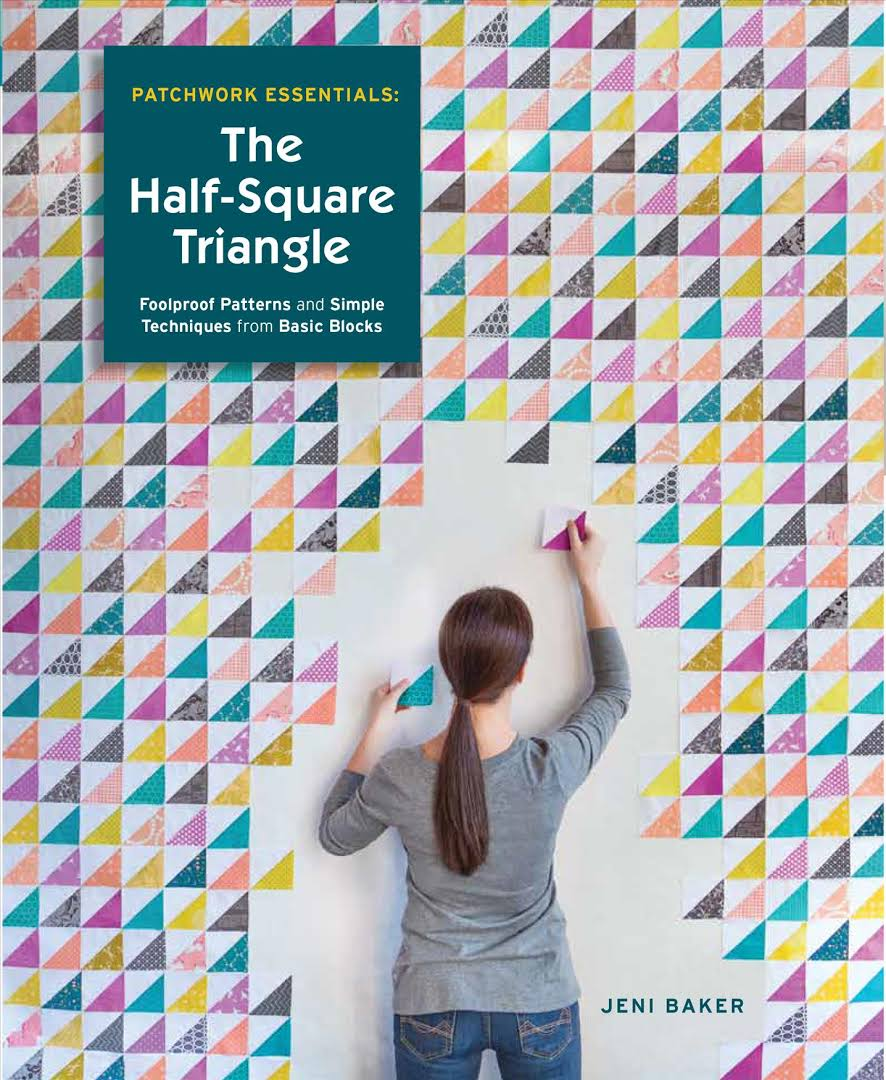 Pattern Book - Patchwork Essentials: The Half-Square Triangle