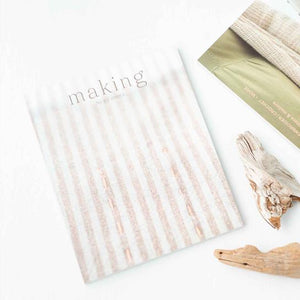 Pattern Book - making No. 9 / SIMPLE