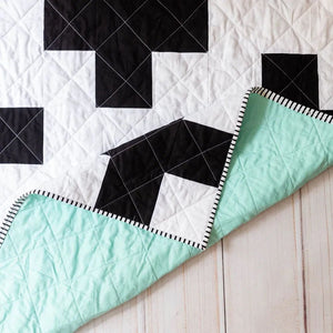 Beginner Baby Quilt - Sat. Feb. 29 10-3 and Sat. Mar. 7 10-3