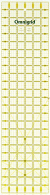 Omnigrid Ruler-6 in x 24 in